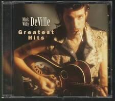 MINK DEVILLE WILLY DEVILLE Greatest Hits 1996 CD EMI HOLLAND MINT