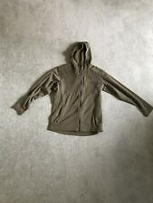 Sitka Camp Hoody - Mens L - Cargo - Poly/Wool Blend