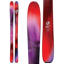 K2 All Luv It 88 ladies snow skis 156cm, NEW 2018 (binding options available)