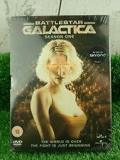 Battlestar Galactica Complete 1st Season DVD New & Sealed