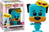 Flocked HUCKLEBERRY HOUND Funko Pop VINYL NEW in Box