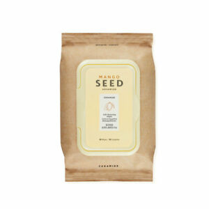 [THE FACE SHOP] Mango Seed Advanced Ceramide Soft Cleansing Wipes - 1pack(50pcs)