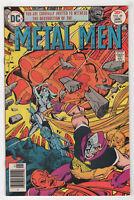 Metal Men #49 (Dec-Jan 1976-77, DC) [Eclipso] Martin Pasko Walter Simonson k