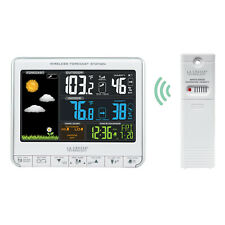 308-1412S La Crosse Technology Wireless Color Weather Station USB TX141TH-BV2