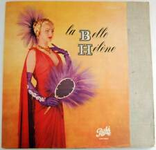Offenbach - La Belle Helene. LP DTX 30137. Pathé