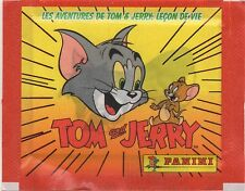 Trading cards stickers tom and jerry * 50 sachets Panini