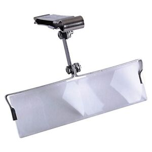 """HATEYES """"Clips to your hat"""" magnifier for  Fly Tying & Crafts 2.00 - 2.75"""