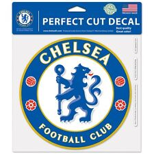"Chelsea FC 8""x8"" Car Decal [NEW] Auto Emblem Sticker Premiership Soccer Football"