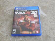 NBA 2K20 PS4 PlayStation