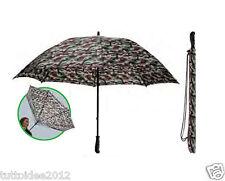 Ombrello da pioggia windproof maxi 30 pollici anti vento fantasia militare new