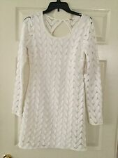 Free People NWT White Lace  Dress Size Small