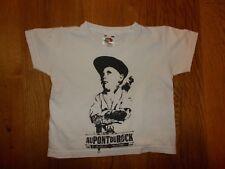 """T-Shirt Manches Courtes """"Festival Le Pont Du Rock"""" Taille 24 Mois"""