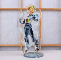 Dragon Ball Super Saiyan Vegeta Acrylic Foundation Desk Figure