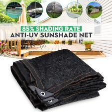 85% Anti-UV Sonnenschutz Net Sonnensegel Garten Auto Sonnencreme Stoff