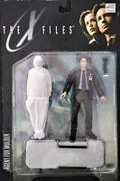 "Vintage X Files Agent Mulder 6"" Action Figure with Body McFarlane Toys 1998"
