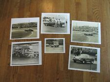 NHRA Drag Racing Raceway Park NJ Carmen Rotunda 6 Vintage Rare photo's gasser