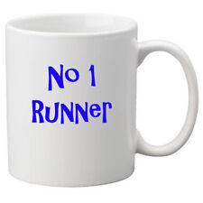 No.1 Runner, 11oz Ceramic Mug.
