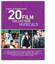 Best of Warner Bros.: 20 Film Collection - Musicals (DVD, 2013, 21-Disc Set) NEW