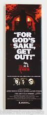 Amityville Horror FRIDGE MAGNET (1.5 x 4.5 inches) insert movie poster