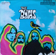 """BYRDS - COLUMBIA SPECIAL PRODUCTS / SCHOLASTIC RECORD- 7"""" STEREO EP WITH PIC.SLV"""