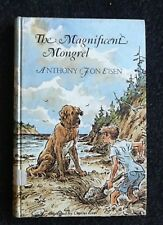 The Magnificent Mongrel by ANthony Jon Eisen Dog Book 1970 Hardcover Free Ship