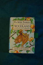 Flower Fairies of the Woodland Cicely Mary Barker Accordion Book 3D Viewbox 1984