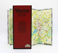 Red Maps Vienna CURRENT EDITION - City Travel Guide