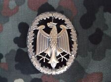 Leistungsabzeichen in bronze