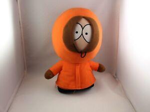 "South Park Nanco Kenny McCormick Plush Stuffed Toy 2008 Comedy Central 12"""