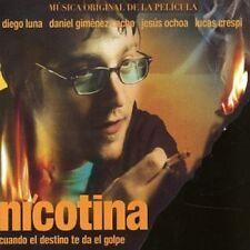 Julio Preciado Jose Jose Nicotina Cuando El Destino Te Da El Golpe CD New Sealed