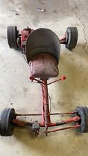 Go-Kart Very Old Classic Vintage Clinton Engine