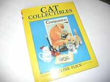 Cat Collectibles by Pauline Flick (1992, Hardcover)