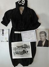 JOHN F KENNEDY MOTHER PERSONALLY OWNED SIGNED AND WORN SWIMMING SUIT GUERNSEY'S