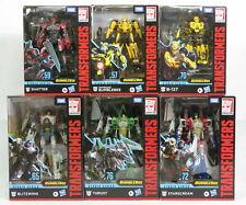 Lot 6 Hasbro Transformers Bumblebee Studio Series Action Figures Starscream NEW
