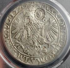 "1573, Netherlands, Holland. Silver ""Dutch Revolt"" Countermark Daalder. PCGS XF45"