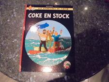belle reedition tintin coke en stock