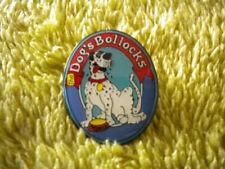 Dogs Bollocks - Wychwood Brewery Enamel Pin Badge
