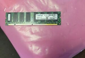 512MB 2RX8 SDRAM PC PC133 133MHZ CL2 168PIN NON-ECC DUAL RANK 32X8  UNBUFFERED