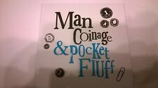 Man Coinage & Pocket Fluff coin tray/plate, boxed, unused