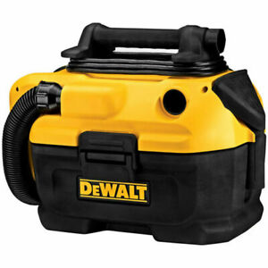 DEWALT 18/20V MAX Cordless/Corded Wet-Dry Vacuum Cleaner FREE SHIPPING