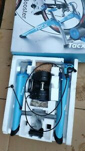 Tacx  Booster Trainer indoor bike trainer - model T2500 superb condition