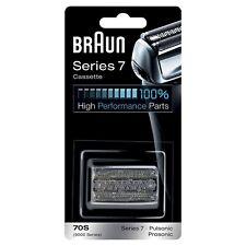 Testina di Ricambio Braun 70S Compatibile con i Rasoi della Serie 7