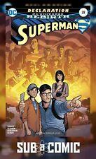 SUPERMAN #28 (DC 2017 1st Print) COMIC