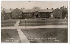 STILLWATER MN Minnesota State Prison Hospital early 1900's RPPC