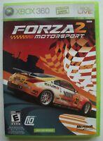 FORZA 2 MOTORSPORT XBOX 360 MICROSOFT GAME