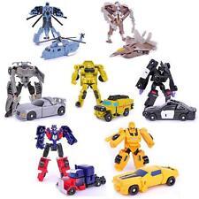 NEW Transformers Robot Car Action Figures Model Toys Kids Boys XMAS