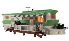 Woodland Scenics BR4950, N Scale, Built & Ready, Grillin' & Chillin' Trailer