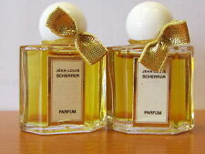 Lot Of 2 Pcs Scherrer By Jean-louis Perfume Women .17 fl.oz / 5 ml Parfum MINI