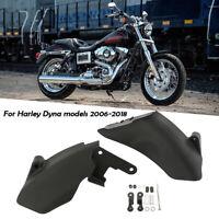 Mi cadre Déflecteurs d'air de bouclier thermique moto pour Harley Dyna 2006-2018