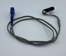 Nellcor Spo2 Sensor D-YSE Adult Ear Clip 3.2 ft 9 Pin Connector Probe Sensor